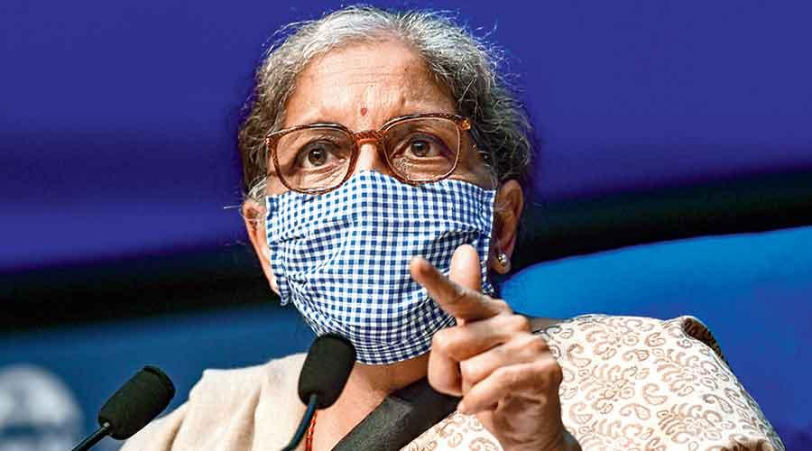 Nirmala Sitharaman.