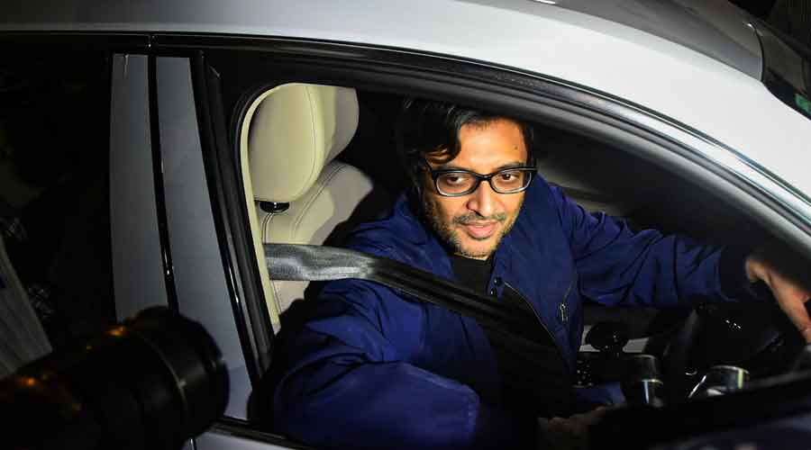 Many ignored, but interim bail granted to Goswami