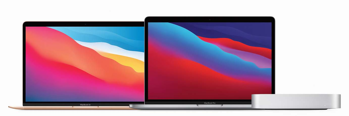 The new MacBook Air, 13-inch MacBook Pro, and Mac mini are now powered by M1, Apple's own chip.