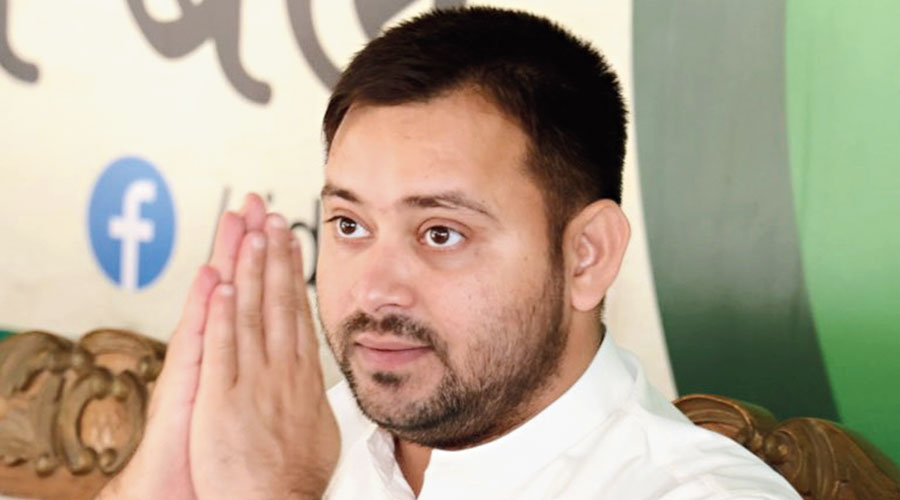 Tejashwi says NDA won by deceit