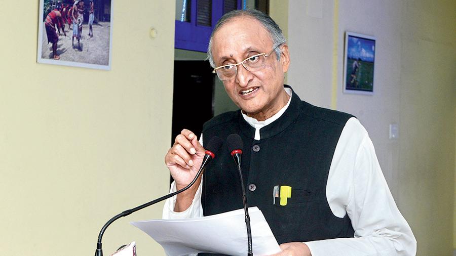Bengal finance minister Amit Mitra.