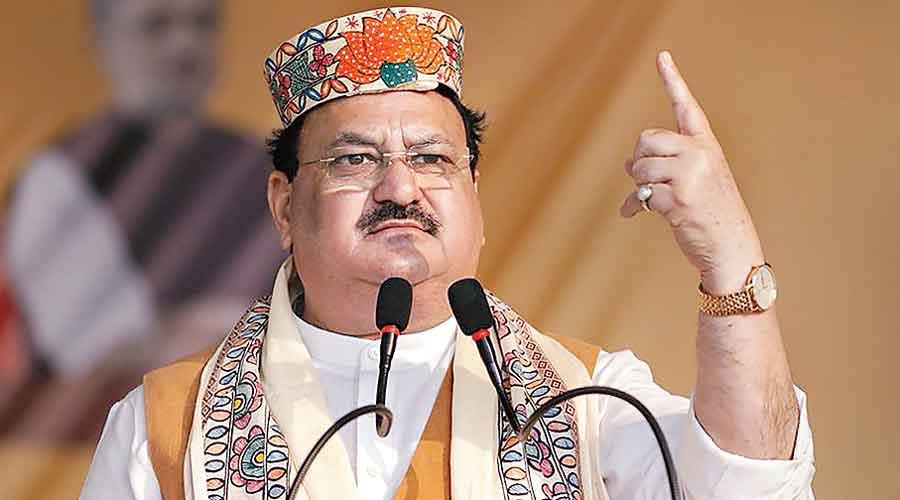 BJP's win in Bihar, Nadda's moment of glory