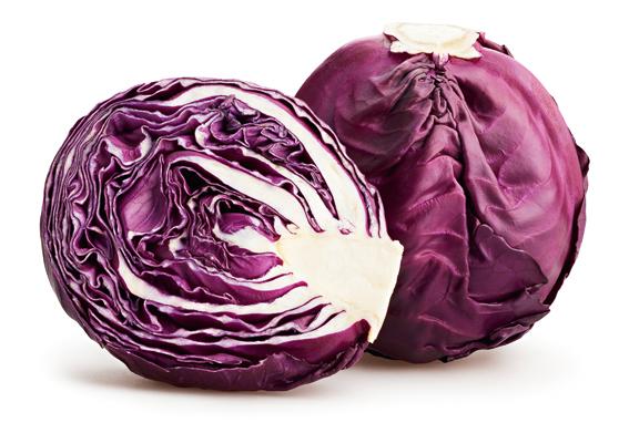 Diabetics' superfoods: Purple cabbage