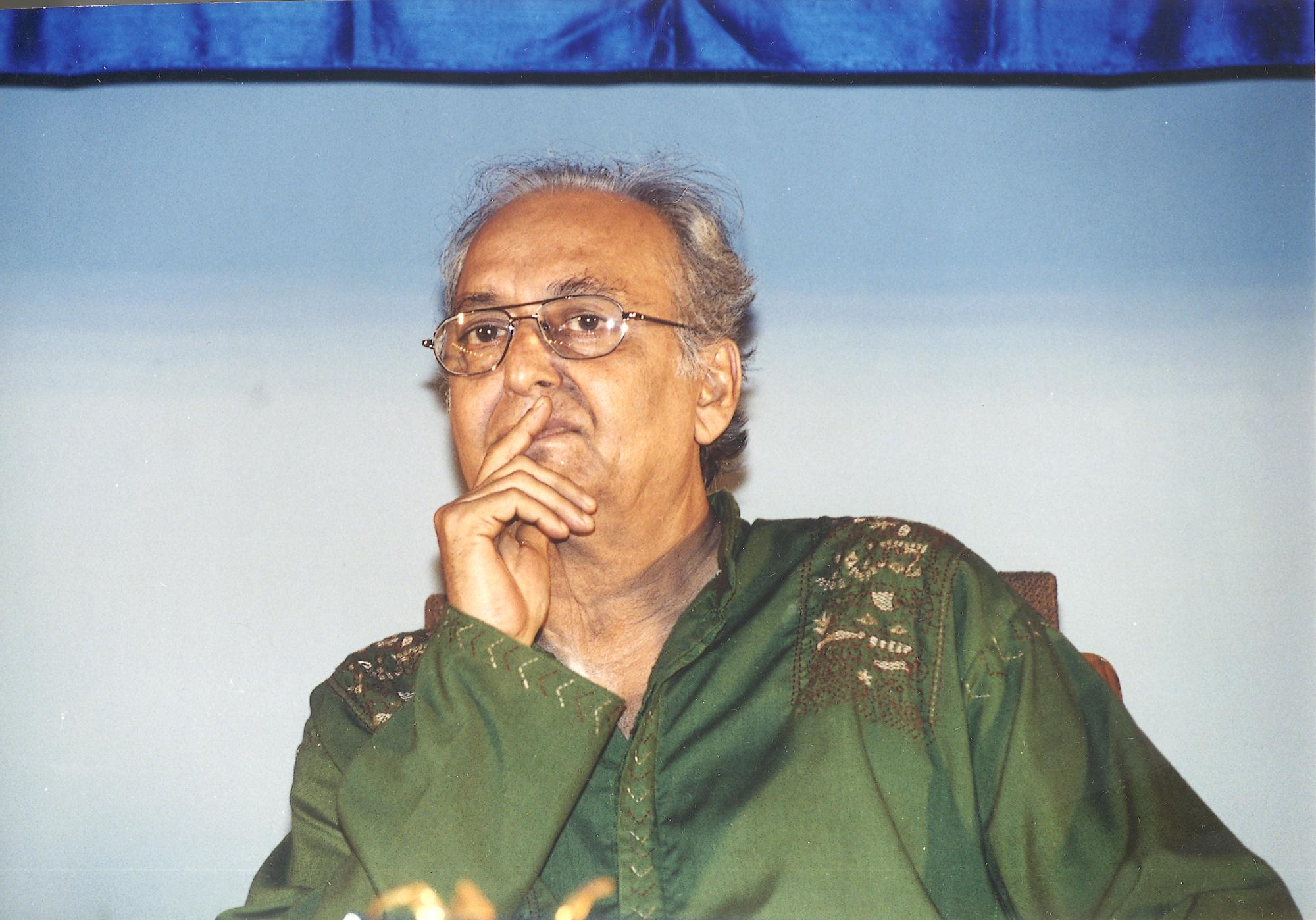 At a function in Calcutta.