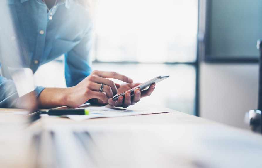 Productivity tools are software programmes built into apps that make your devices manage your work