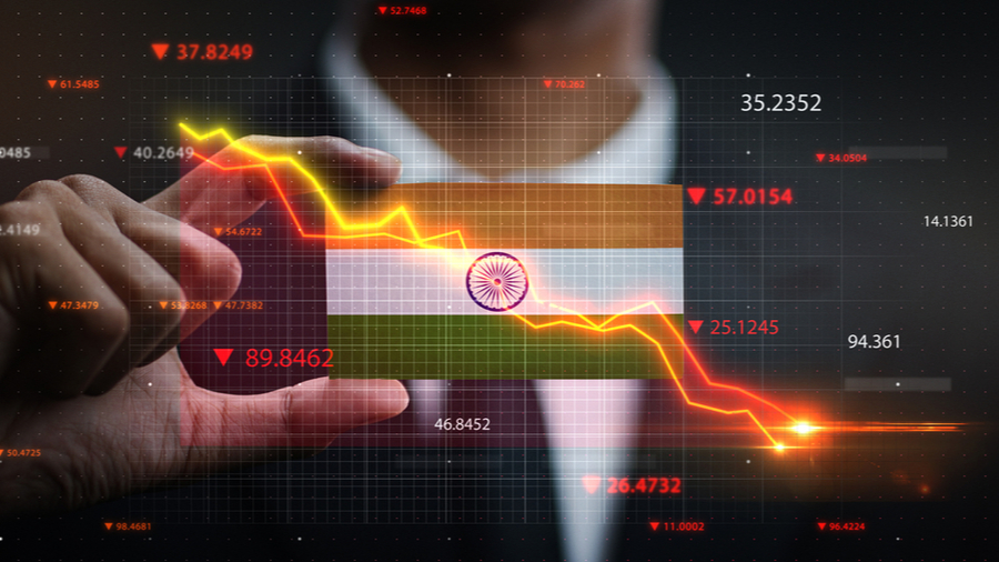 The Reserve Bank of India has announced that India is in the midst of a technical recession, experienced for the first time ever in the country.