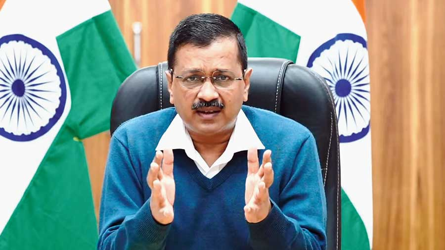 After meetings with lieutenant governor Anil Baijal and cabinet colleagues, Kejriwal said in a webcast on Thursday that total curfew would be in place from 10pm on Friday to 5am on Monday.