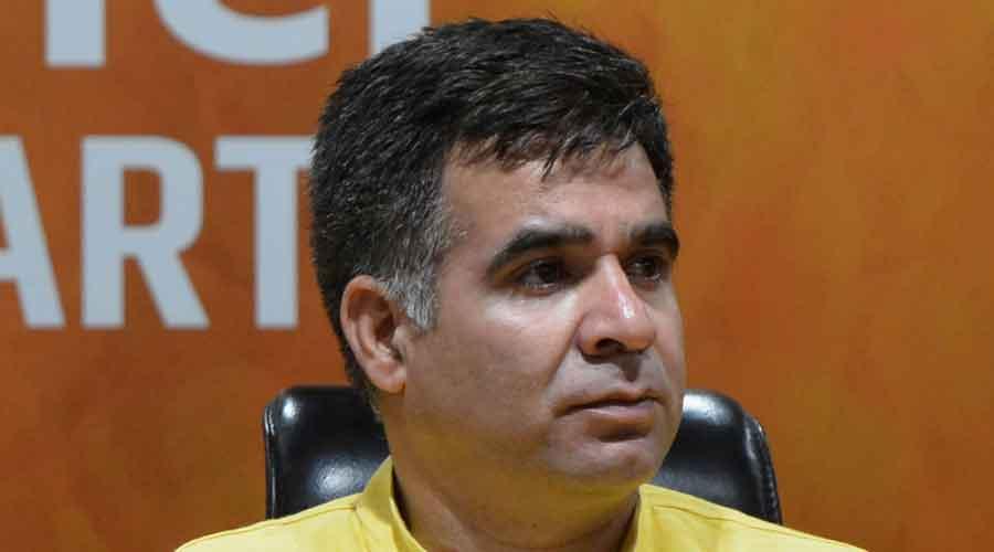 Kashmir: BJP chief sets new goal