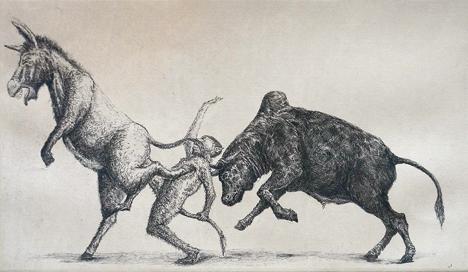 Art by Ketaki Sarpotdar for Latitude 28