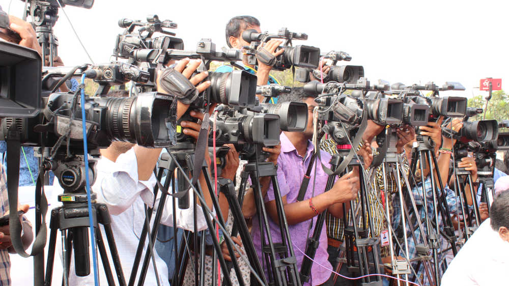 The glaring gap between what the BJP says and what it does on the matter of press freedom is unlikely to make the party get hot under the collar.