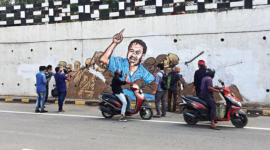 CAA: art gets BJP's goat