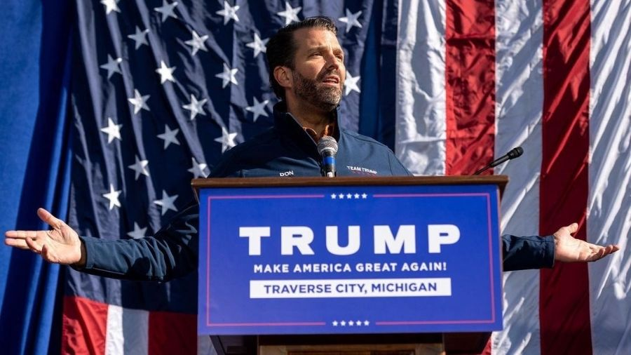 Donald Trump Jr. tests positive for coronavirus, placed in quarantine