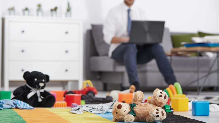 A study in Spain, which now gives 12 weeks of paternity leave, had found that it has lowered the fertility rate, as though fathers have realized what it takes to look after a baby and responded with compassion — and self-preservation? The private sector in India is free not to offer paternity leave, but many large organizations are formulating their own policies.