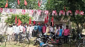 In Ramnagar of East Midnapore, about 1,000 supporters of former CPM MLA Swadesh Nayak, who joined the BJP in October, followed suit on Saturday