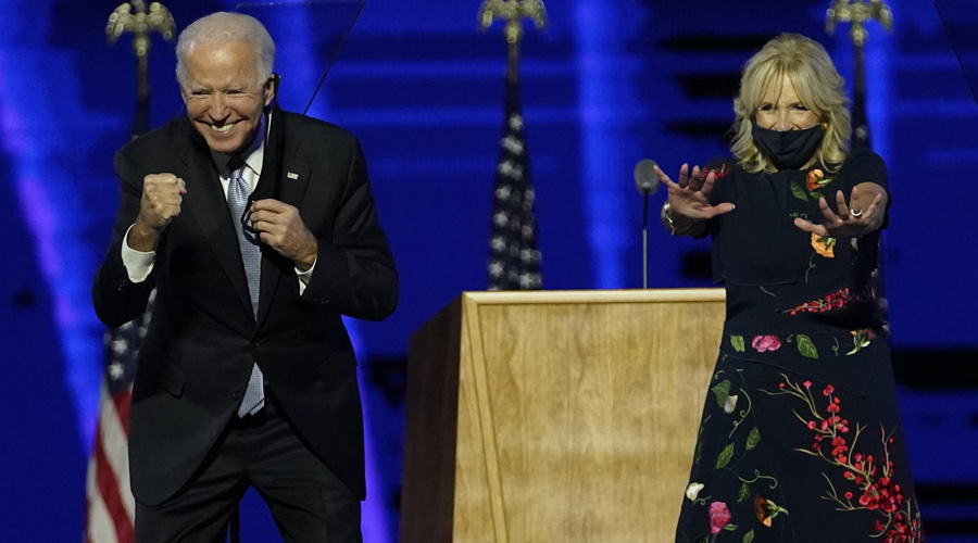 Joe Biden on Friday announced another round of White House staff positions to be filled by longtime aides to the Bidens.