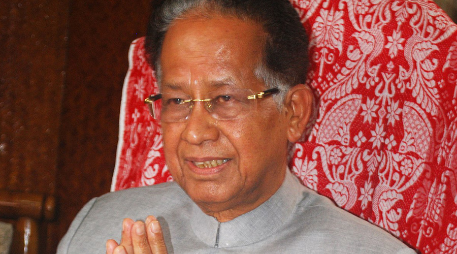 After Gogoi's discharge from the hospital last month, the veteran Congress politician continued to remain under observation of the doctors' team at his residence.