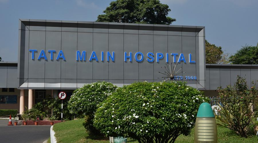 Tata Main Hospital at Bistupur in Jamshedpur.
