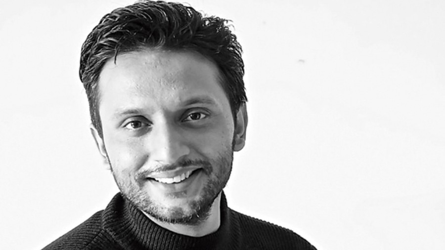 Actor Mohammed Zeeshan Ayyub