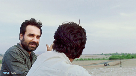 Pankaj Tripathi and Nawazuddin Siddiqui in the film