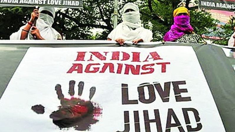 Laws against the lie of love jihad represent the BJP's gendered agenda as much as its community-based one.