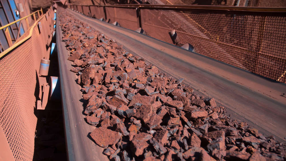 Availability of iron ore has come down to half and prices nearly doubled to Rs 7,500 a tonne for some grade after a slew of mines were auctioned as part of the Modi government's avowed agenda to bring transparency in the allocation of the country's scarce mineral resources.