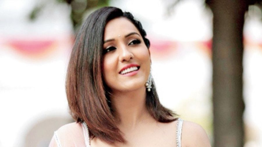 The baby boy was welcomed by Neeti Mohan and Nihar Pandya. The reaction of Maasi Shakti Mohan.
