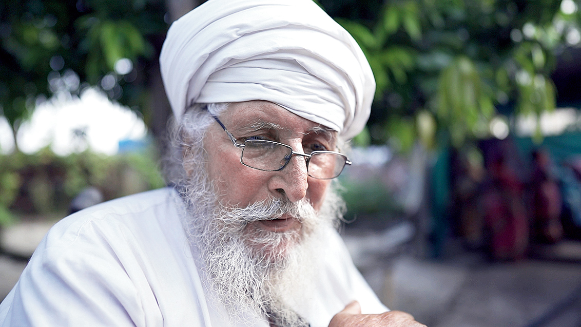 Baba Karnail Singh Khaira