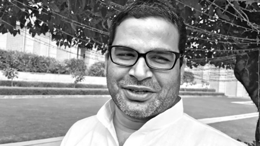 """Bangadhwani Yatra"", a campaign believed to have been planned by poll strategist Prashant Kishor in the region, starting from Jalpaiguri"