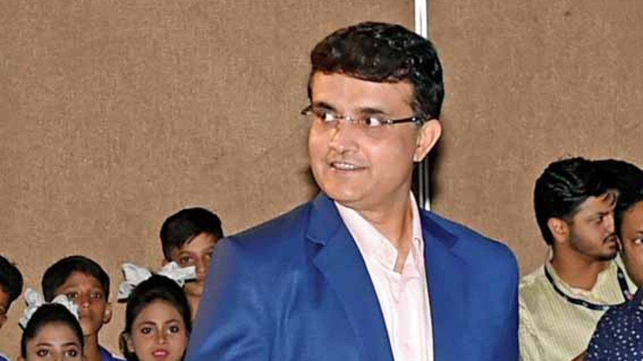 Sourav Ganguly is now on board as the brand ambassador of Livinguard AG 's masks and gloves