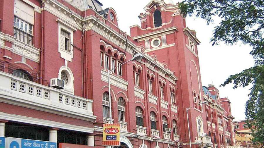 The Calcutta Municipal Corporation