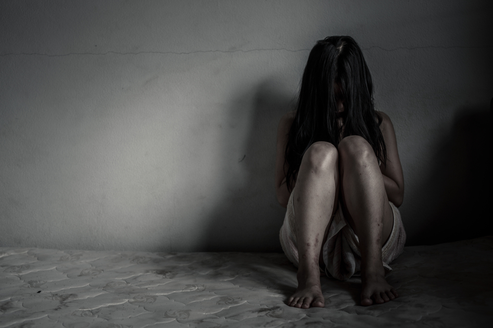 Many of the trafficked women are lured with false promises by loved ones or close relatives