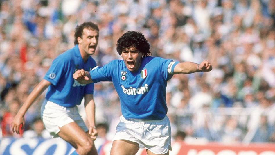 There were whispers of the local mafia having financed the deal, a claim strongly rebutted by Napoli's then boss Ferlaino, but the spectre of the Camorra — a Mafia-type secret society — would continue to haunt Maradona.