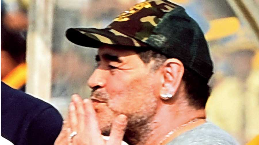 Maradona's lawyer, Matias Moria, on Thursday said he would ask for a full investigation of the circumstances of the legend's death.