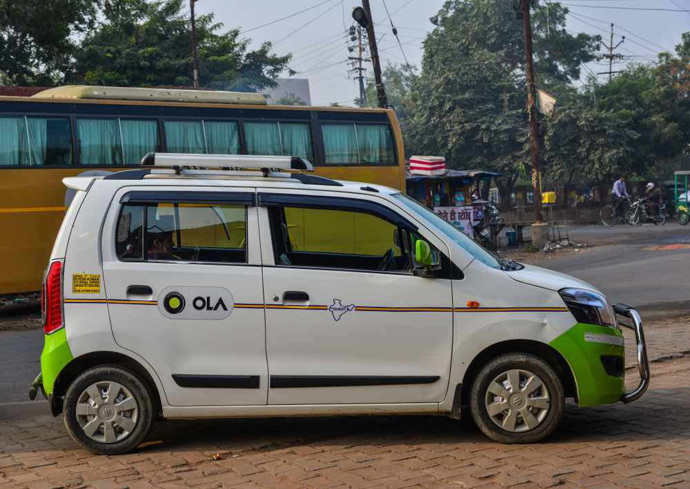 Govt Issues Fresh Guidelines For Cab Aggregators