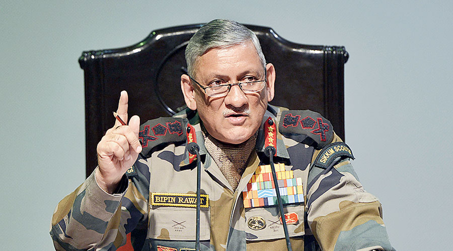 Chief of Defence Staff Bipin Rawat