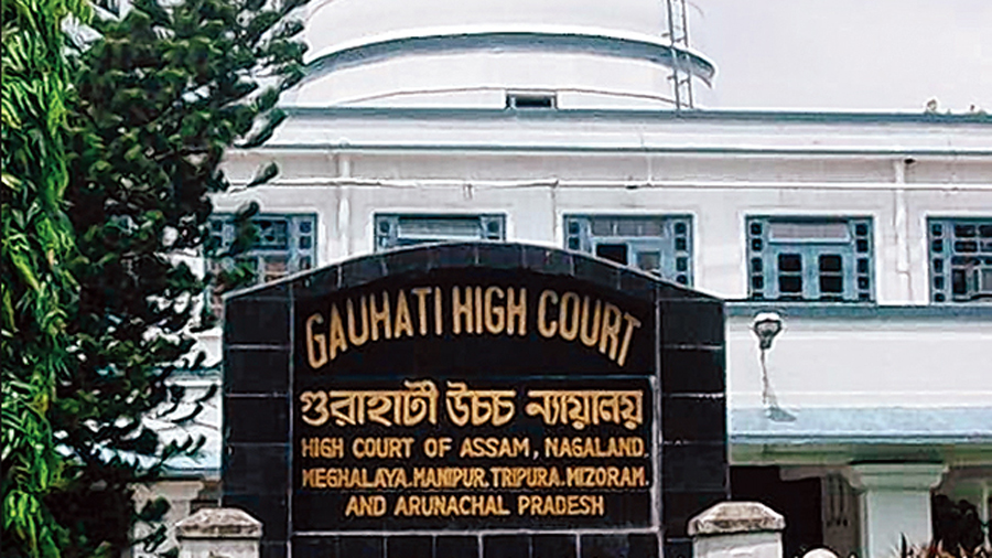 Gauhati High Court.