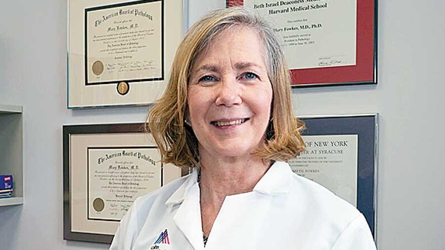 Dr Mary Fowkes