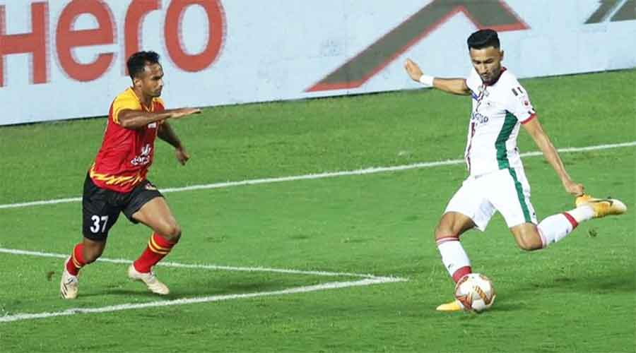 ATK Bagan coach Antonio Lopez and Roy Krishna, who netted the first goal, also praised the young striker