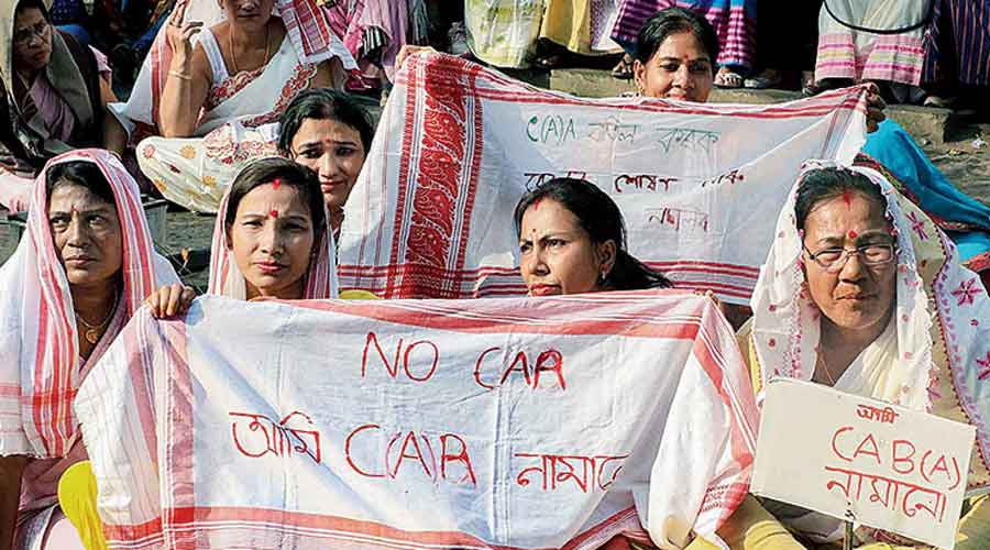 Most in Assam are opposed to the CAA because it provides for Indian citizenship to non-Muslims from Bangladesh, Pakistan and Afghanistan entering India till December 2014
