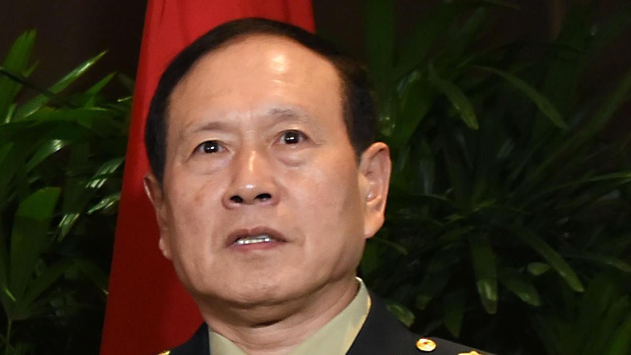 Gen. Wei Fenghe.