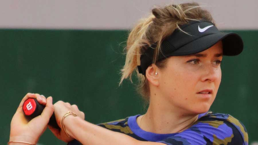 Third seed Svitolina survives Mexican qualifier Zarazua