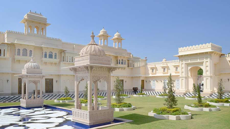 The Oberoi Udaivilas. By working together across all facets of the guest experience, the two groups will curate new and exclusive experiences available at the Oberoi and Mandarin Oriental hotels.