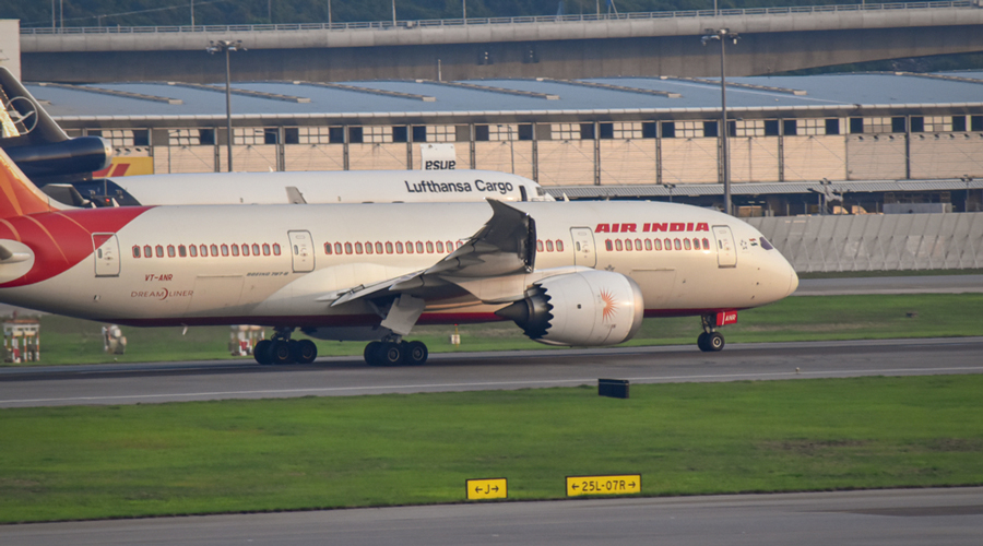Government officials said Thursday the airline has cancelled 10 Delhi-Frankfurt flights and two Bengaluru-Frankfurt flights that were scheduled till October 14.