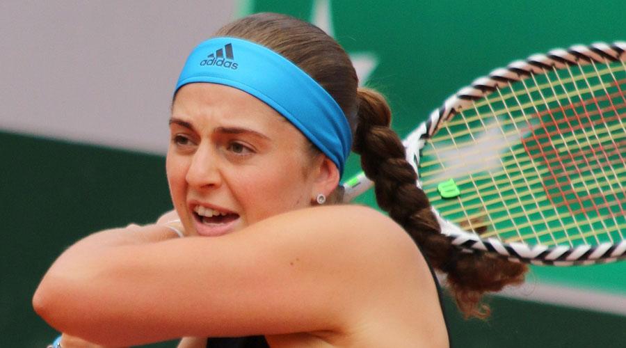 French Open 2020: Jelena Ostapenko Beats Karolina Pliskova To Reach Third Round
