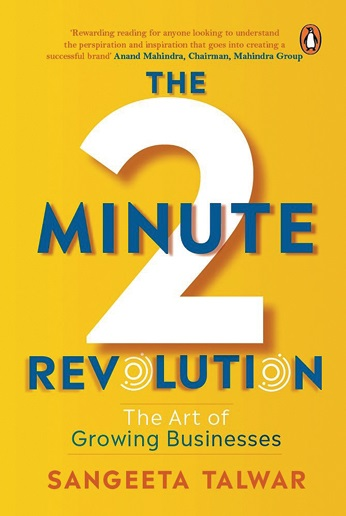 The Two-Minute Revolution by Sangeeta Talwar