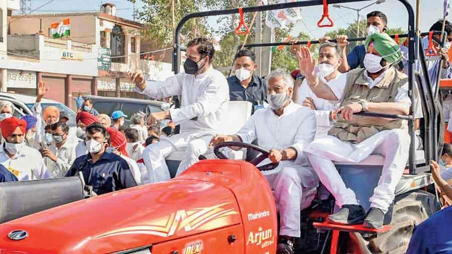 New farm laws will spare none: Rahul Gandhi