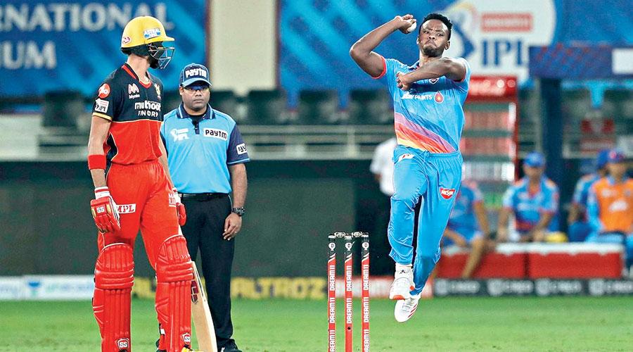 IPL: Delhi Capitals beat Virat Kohli's Royal Challengers Bangalore by 59 runs - Telegraph India