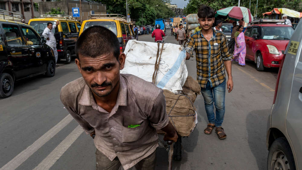 Grim reality: India's informal labour force