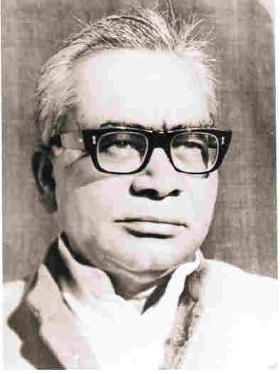 Ram Manohar Lohia.