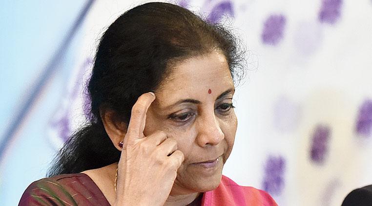 Bihar: Nirmala backs BJP promise of free vaccines